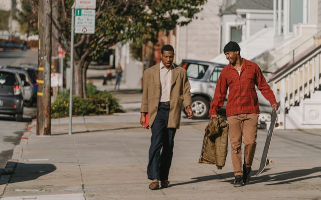 Последний темнокожий человек в Сан-Франциско - восхитительная, многословная ода городу у залива