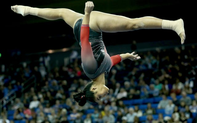 La ginnastica non ha bisogno di una valvola di sicurezza