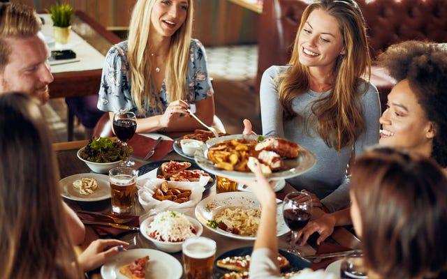 Последний звонок: Какой лучший план игры в ресторане на День Благодарения?