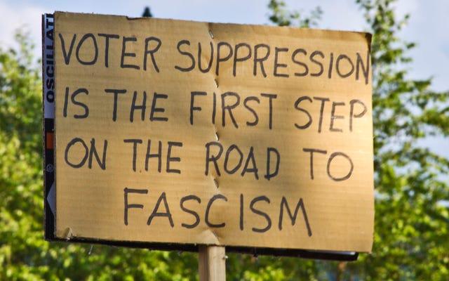 なぜ投票するのがとても難しいのですか?