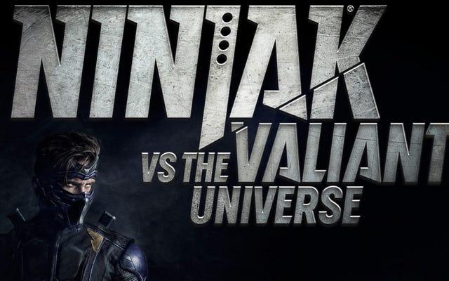Valiant lance la bande-annonce de Ninjak contre la série Web Valiant Universe
