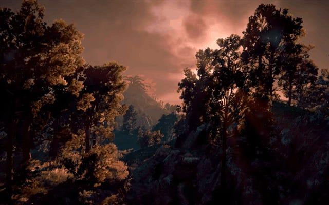 इस Witcher 3 की हवा सुंदर है