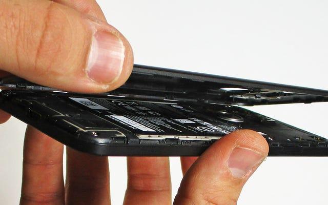 Les réparations téléphoniques que vous ne devriez probablement pas essayer à la maison