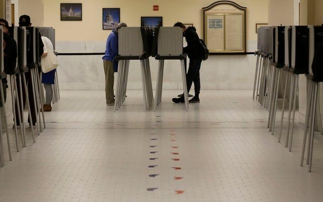 調査の結果、TMZが「不正投票」に関する不正確な記事を公開したことが判明