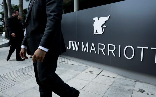 มีเพียงเวลาคุกและค่าปรับที่เข้มงวดเท่านั้นที่จะหยุดสิ่งนี้ได้กล่าวว่าวุฒิสมาชิกหลังจาก Marriott Breach