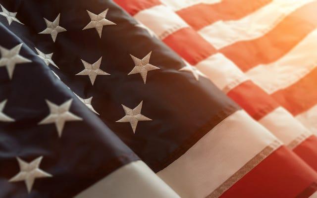 アメリカは美しい、アメリカは残酷