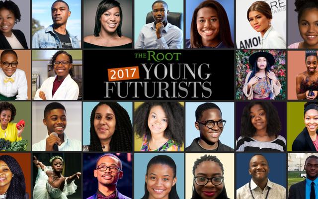 ルートの若い未来派のために明日のリーダーを指名する