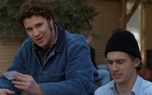Huluがジェームズフランコとセスローゲンから90年代のティーンドラマをピックアップ