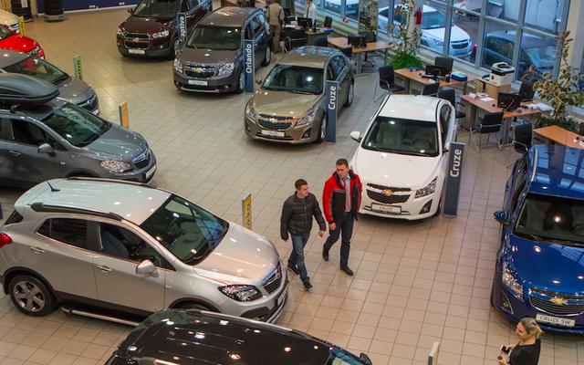Pengingat Tahunan Kami Bahwa Tidak Ada Hal Seperti Kesepakatan Mobil 'Black Friday'