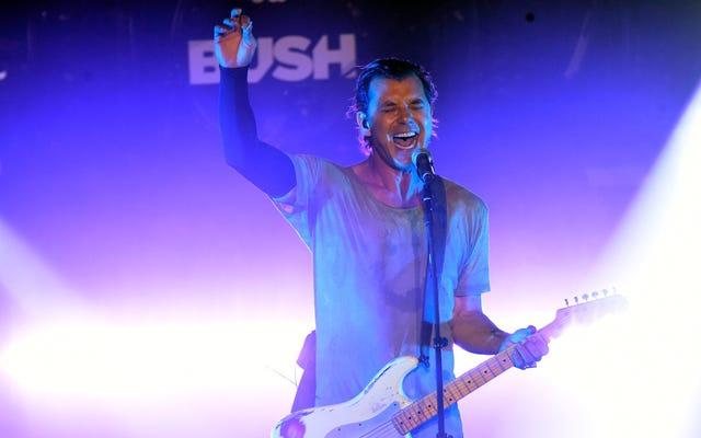 ブッシュ、ライブ、そしてアワレディピースはこの夏ツアーを行っており、1997年の10代の若者たちはとても興奮しています