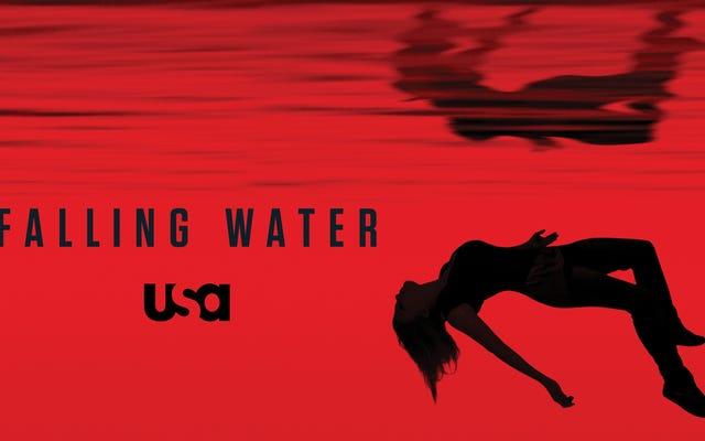 Les États-Unis bloquent les chutes d'eau