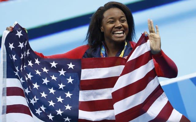 #BlackGirlsSwimFast: su Simone Manuel e Swimming to Freedom