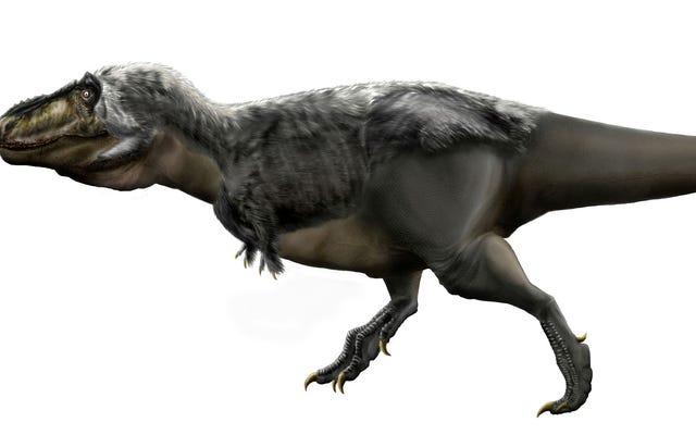 Mitos terbesar tentang T-rex mungkin salah: lengan kecilnya memang berperan, dan liar serta berdarah
