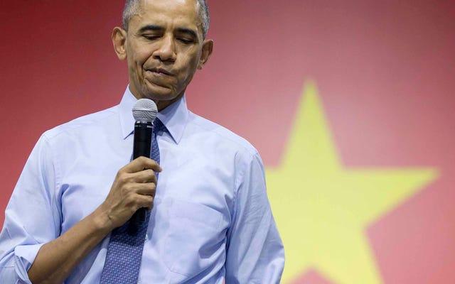 Вьетнам якобы ограничил доступ к Facebook во время визита Обамы