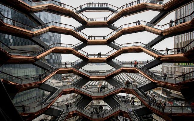 最新のニューヨークのツーリストトラップは、あなたが撮った写真に対する権利を持つ建物です[更新]