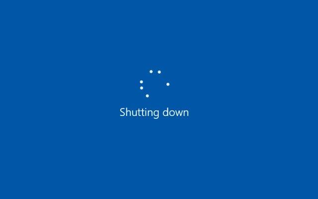 Jak naprawić błąd opóźnienia zamykania systemu Windows 10
