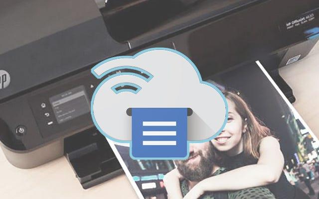 Cómo convertir su impresora tonta en una impresora en la nube