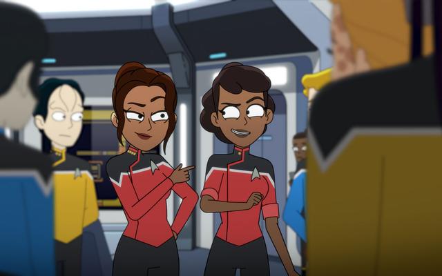 Star Trek: Dek Bawah Mengambil Perubahan Serius, dan Benar-Benar Mendapatnya