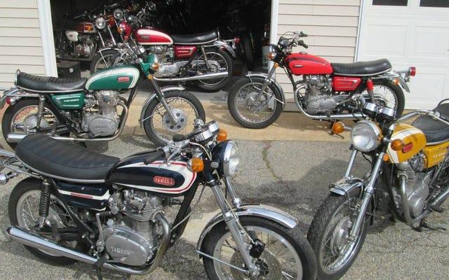 信じられないほどのオートバイ清算セールはあなたの二輪の夢かもしれません