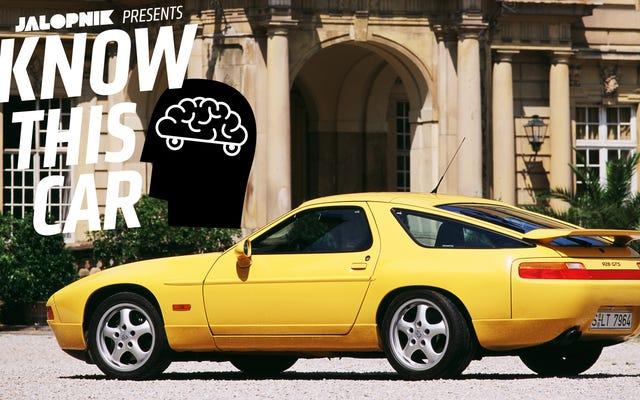 पोर्श 928 नेवर डेड, इट्स जस्ट बन गया हर दूसरे पोर्श