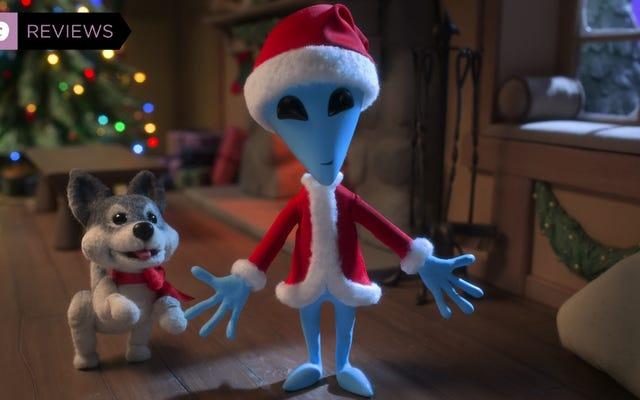 Netflixの愛らしいエイリアンクリスマスは基本的に宇宙からのグリンチです