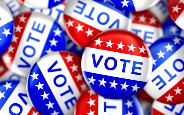 誰もが黒人の有権者をどれだけ嫌うかを証明できる4つの州選挙