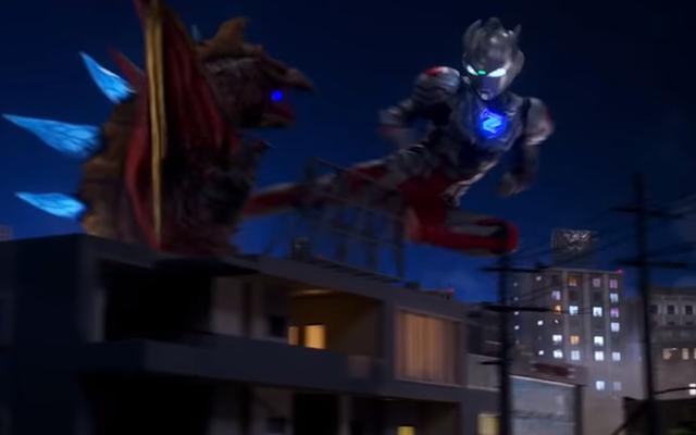 Las noches de Tokusatsu están bien para luchar
