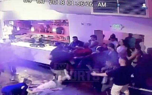 L'ex combattente UFC Melvin Guillard ricercato dai poliziotti per aver appiattito un uomo nell'incoscienza