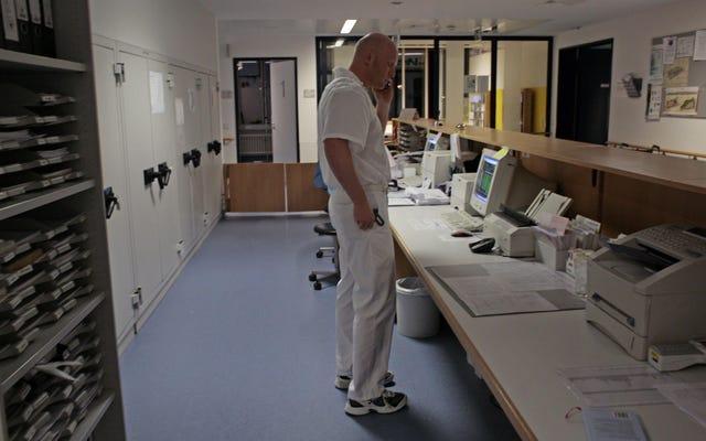 レポート:病院と患者はロボコールに悩まされています