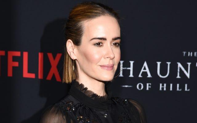 Sarah Paulson ha avuto solo una settimana per prepararsi alla regia dell'ultimo American Horror Story
