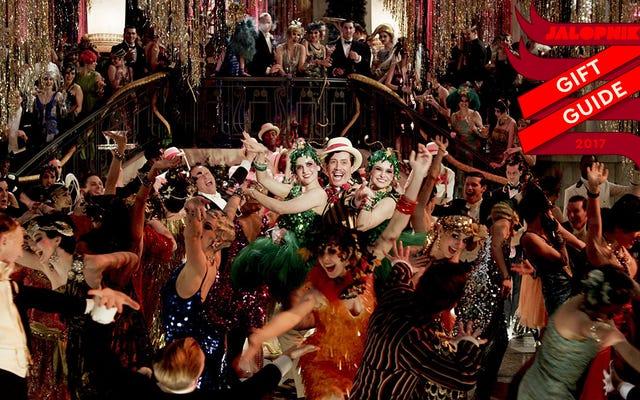 คู่มือของขวัญระดับพรีเมียร์สำหรับผู้ที่ต้องการปาร์ตี้อย่าง FancyKristen