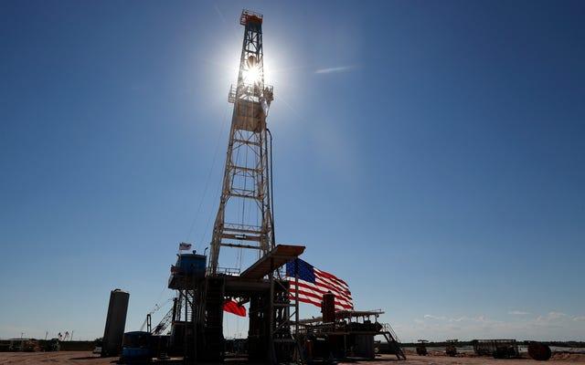 Teksas Milletvekilleri, Fosil Yakıt Hayallerini Gerçekleştirmek İçin Karartmaları Kullanıyor