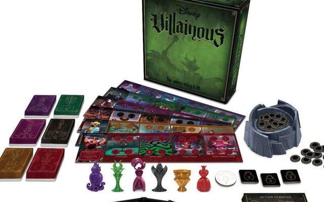 Disney'in Villainous masa oyunu rehberimizle içinizdeki kötü adamı kutudan çıkarın