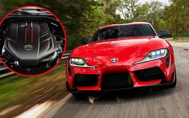 Giải mã động cơ BMW của Toyota Supra mới