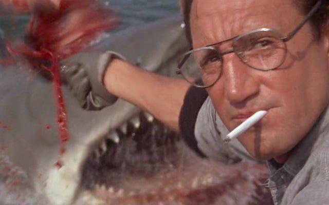 C'est le flic contre le requin dans les mâchoires - Qui est le monstre maintenant?