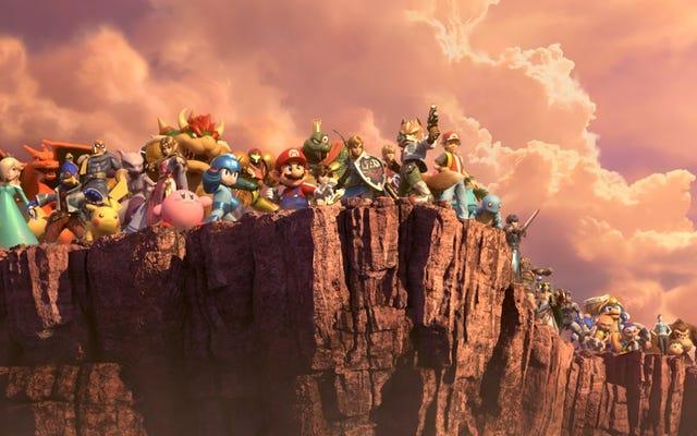 Hayranlar Big Smash Bros. sızıntısının sahte olduğu ortaya çıktıktan sonra dert ediyor