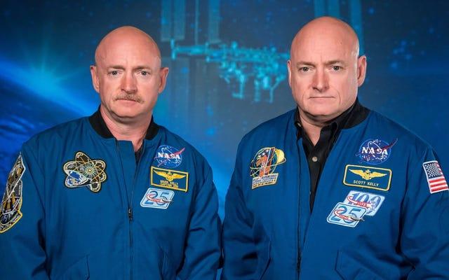 Die Kellys sind keine identischen Zwillinge mehr: Die Genexpression des Bruders, der ein Jahr im Weltraum verbracht hat, hat sich geändert [Aktualisiert]