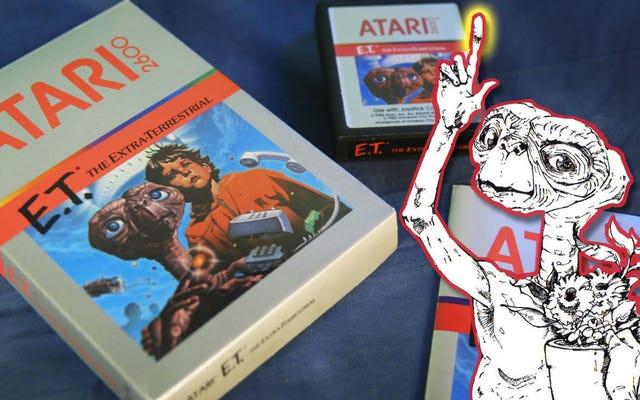ET Yang Sangat Dibenci Atari Adalah Game (Sedikit) Lebih Baik Jika Anda Membaca Manual