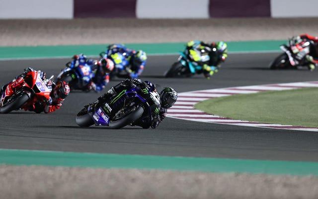 Maverick Viñales gana la inauguración de MotoGP de manera impresionante