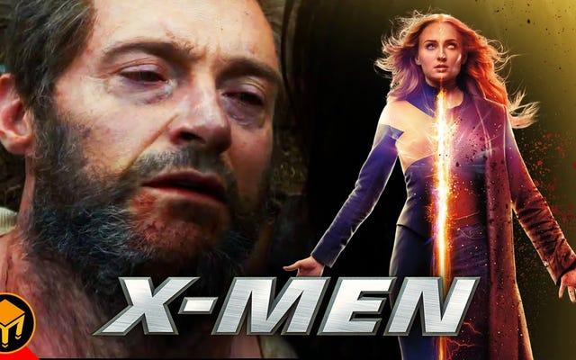 ローガンが最後のX-メン映画であるべきだった理由についての良い議論があります
