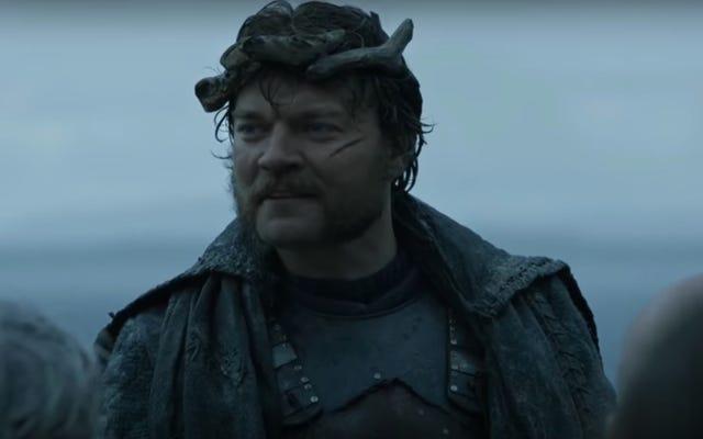 GRRM lit de nouvelles anciennes pages, prêtant crédit à la théorie folle des fans de Game of Thrones