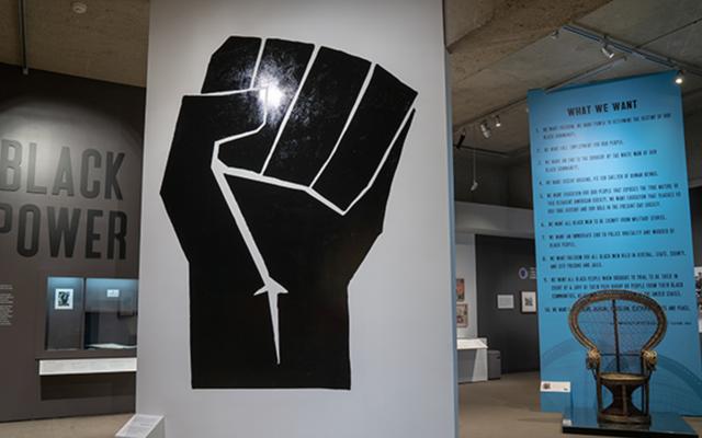オークランド、立ち上がって!ブラックパワー運動は、OMCAでのパネルディスカッションと新しい展示で続きます