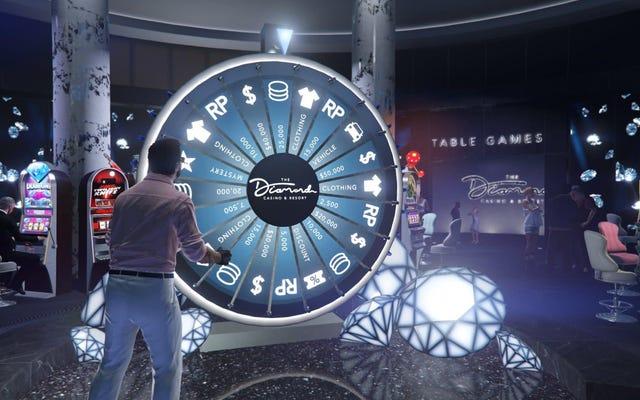 คาสิโนใหม่ของ GTA Online นั้นยอดเยี่ยมแม้ว่าคุณจะไม่รวยก็ตาม