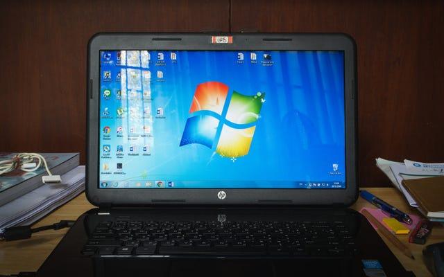 Seriamente, aggiorna i tuoi vecchi PC Windows 7 e server Windows adesso