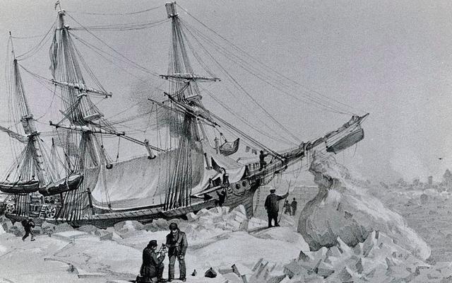 難破船は遠征に失敗してから168年後に「完璧な状態で」発見されました