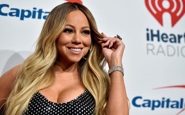Mariah est à 100% Mariah et Halsey laisse tomber un hymne de rupture inoubliable