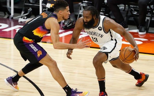 Nets akan menjadi ujian terakhir teori 'pertahanan memenangkan kejuaraan'