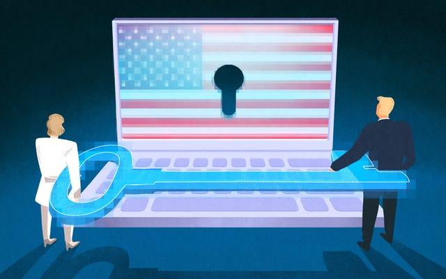 ヒラリー・クリントンとドナルド・トランプのサイバーセキュリティプラットフォームの比較