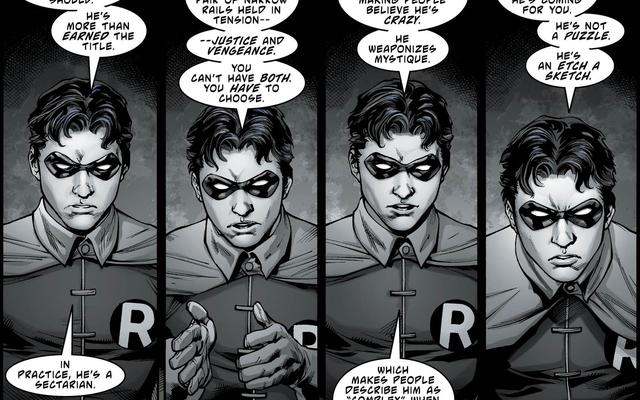 Es un asunto familiar entre Batman y Deathstroke cuando DC inicia una nueva miniserie prometedora