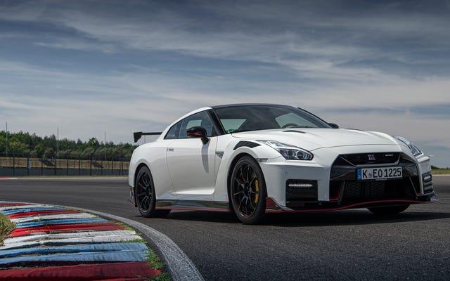 2020年の日産GT-Rはさらに大きな値上げをしました